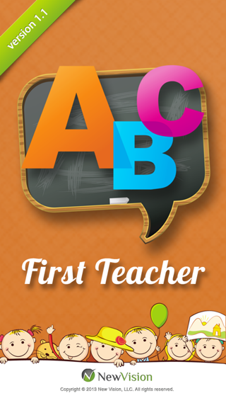 Mobile App Development: First Teacher